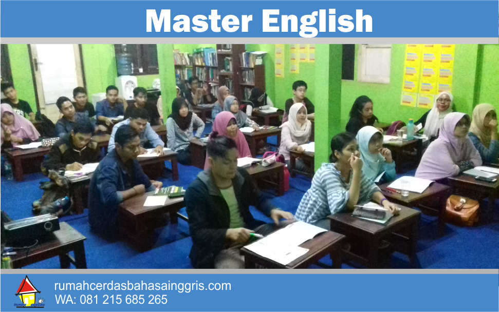 kursus bahasa inggris jogja